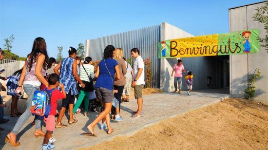 Escola Fenals /Foto: Ajuntament de Lloret