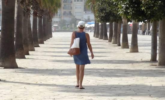 Cuando acaba el verano, el paro aumenta en las poblaciones turísticas / Foto: JFG