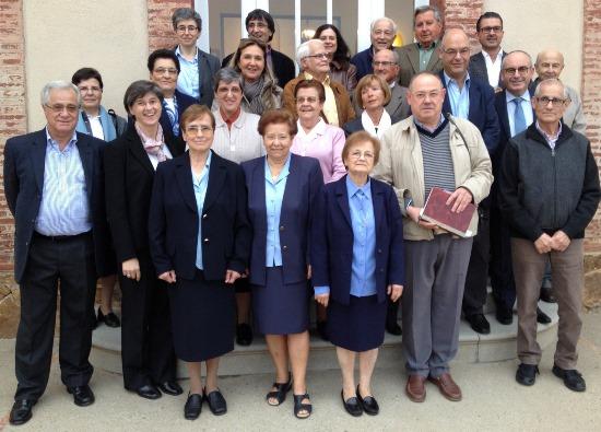 Membres del Patronat, religioses i autoritats