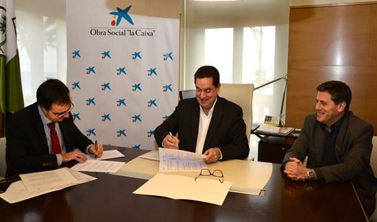 Carles Juanola, Romà Codina i Jordi Orobitg