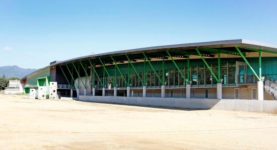 Es construirà a la zona de Saioners, al costat de la piscina coberta / La Selva Comunica