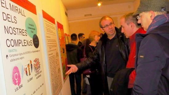 Exposició dels treballs premiats