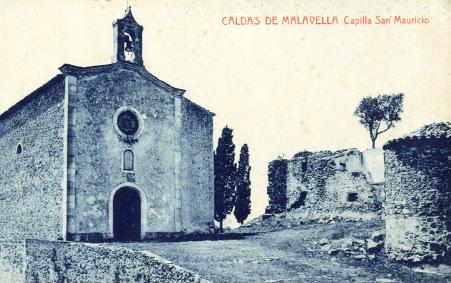Santuari de Sant Maurici
