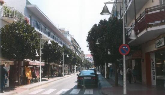 Avinguda Costa Brava de Tossa de Mar