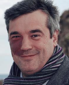 Joaquim Torrecillas, candidat de CiU a l'alcaldia de Blanes