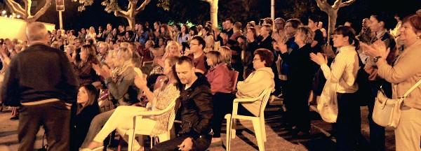 Públic assistent a l'acte