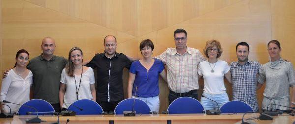 El nou equip de govern de Malgrat de Mar / Foto: Ajuntament de Malgrat