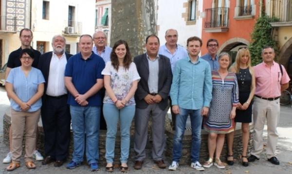 Regidors i regidores de l'Ajuntament d'Arbúcies