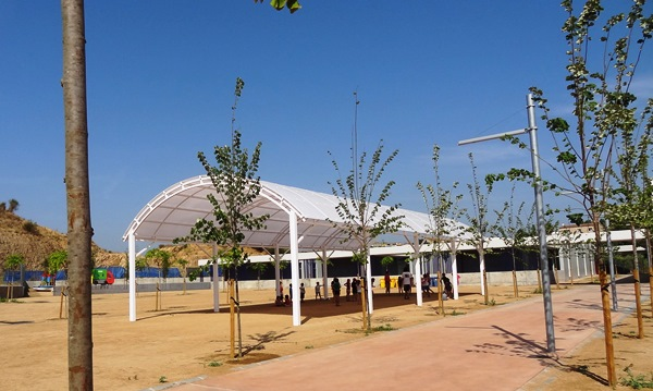Zona destinada a educación infantil / JFG