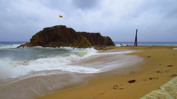 La roca de Sa Palomera, avui