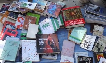 Llibres de segona mà / Arxiu Blanesaldia.com