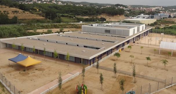 La nova Escola Sa Forcanera / JFG