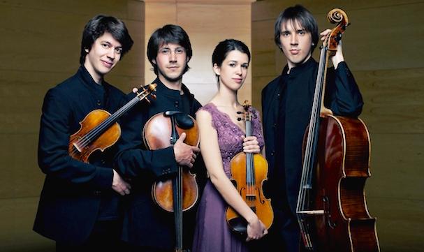 Quartet Gerhard / Josep Molina