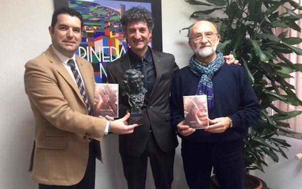 Xavier Amor, Patxi Uriz i Santiago Macip
