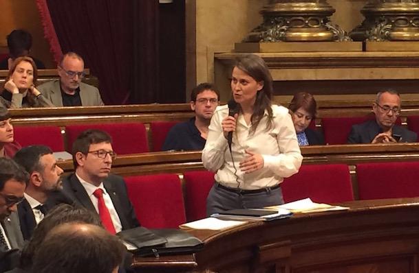 La consellera Meritxell Serret / Generalitat de Catalunya