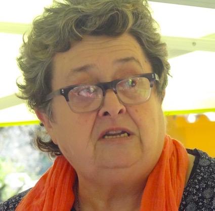 Gisela Sladich, alcaldesa de Tossa de Mar / Blanesaldia.com