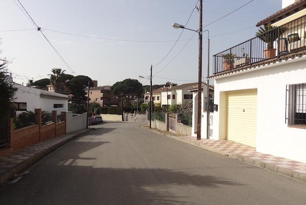 Urbanització La Soleia / Blanesaldia.com