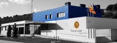 Edifici de la Policia Local de Malgrat de Mar