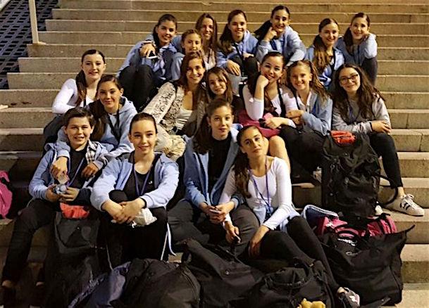 Escola de Dansa Esclat al concurs Anaprode