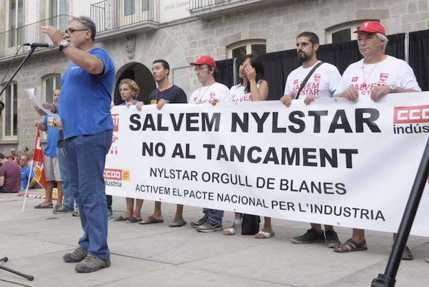 A l'esquerra, Antonio Rodríguez / Javier Calvete