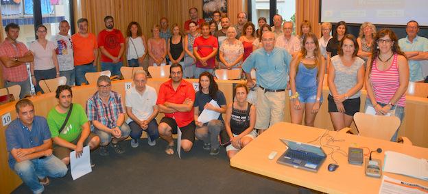 Membres del jurat popular i de la comissió tècnica / Aitor Roger
