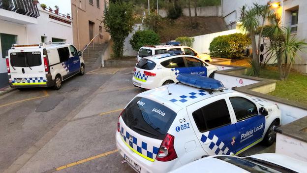 Prefectura de la Policia Local de Blanes / Ajuntament de Blanes