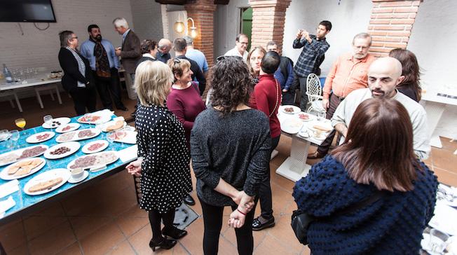 Imatge de la trobada / Ajuntament de Santa Coloma de Farners