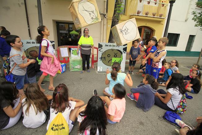 400 escolars de blanes recullen mitja tona de material - Plastics blanes ...